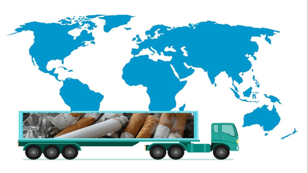 eksporterzy tytoniu na świecie tytoniu