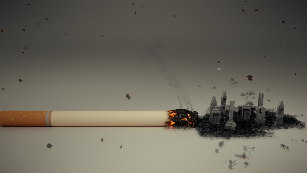 właściwości nikotyny