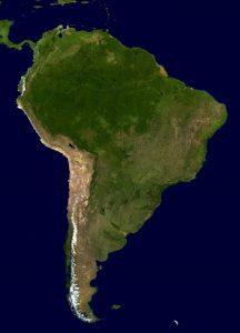 Ameryka Południowa gdzie uprawia się tytoń