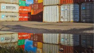 kontenery największych producentów tytoniu na świecie