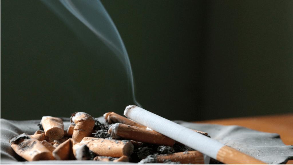 rzucania palenia