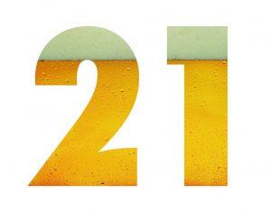 21 rok zycia