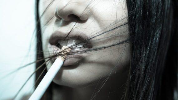 palenie papierosów a sen