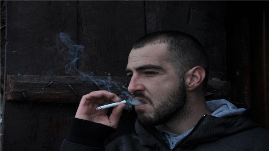wpływ nikotyny na organizm
