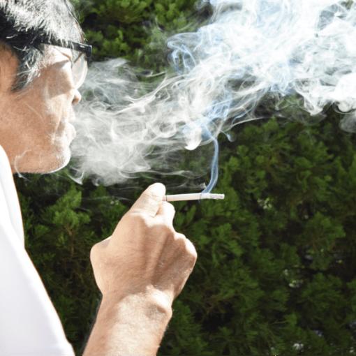 zatrucie nikotyną