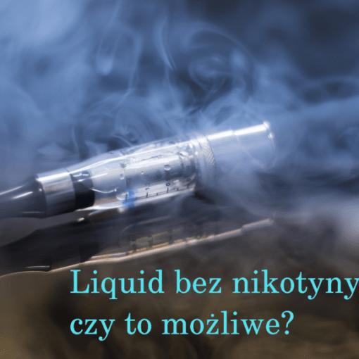 liquid bez nikotyny