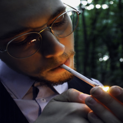 palenie papierosów jako styl życia