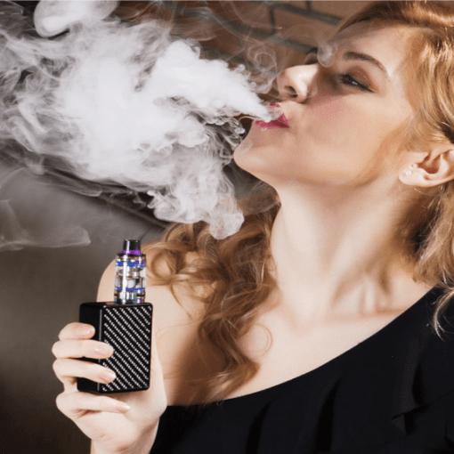 stan zdrowia a e-papierosy